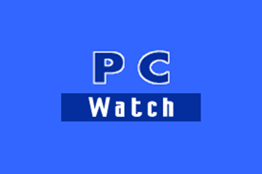 PC WATCH
