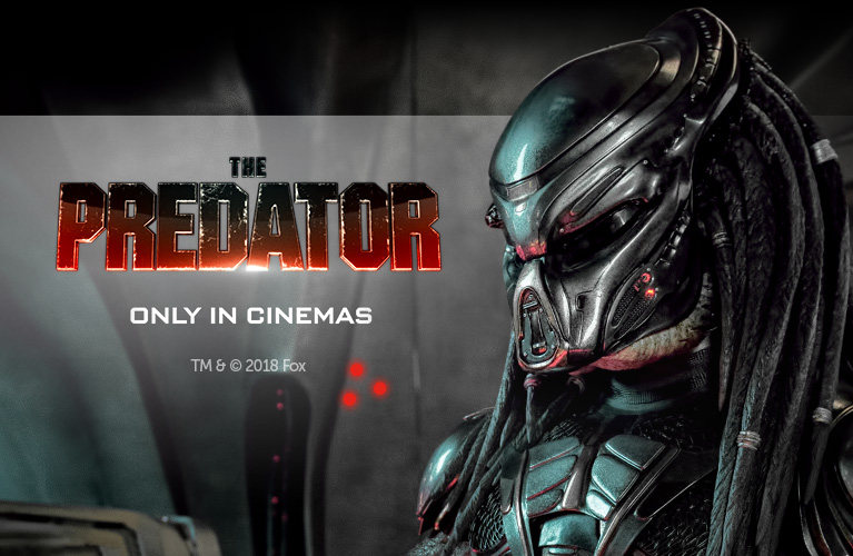 Predator - Another chance to win with Kaspersky
