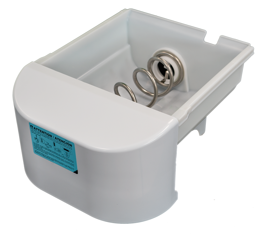LG Refrigerator Ice Bucket Assembly 5075JJ1003B