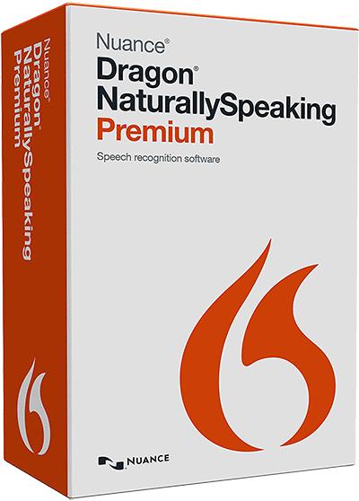 Dragon NaturallySpeaking Premium Edition