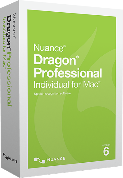 Dragon professional Individual for Mac