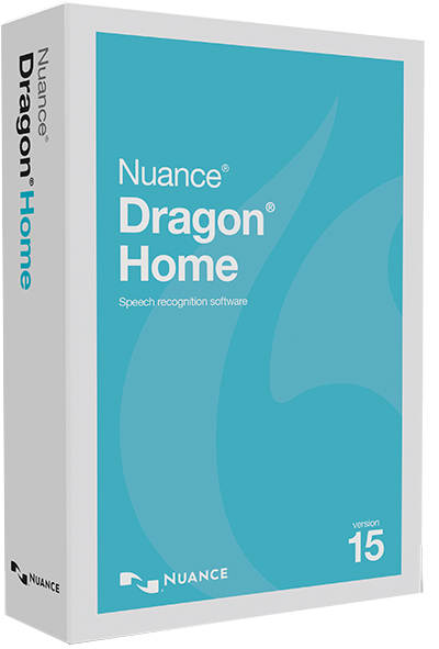 Dragon NaturallySpeaking Home