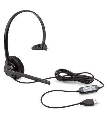 Dragon USB-headset