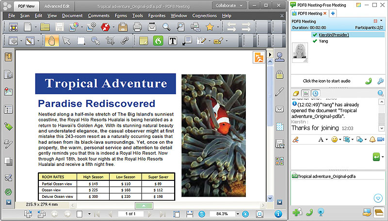 How much is the Nuance PDF Converter Professional 4 subscription?