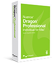 Dragon Professional Individual for Mac Box