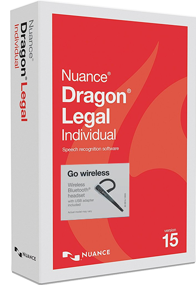 Dragon Legal Wireless