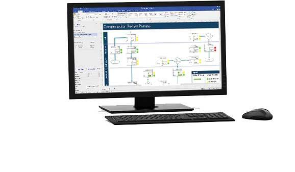 easily create advanced diagrams microsoft visio professional - Microsoft Visio Home Use Program