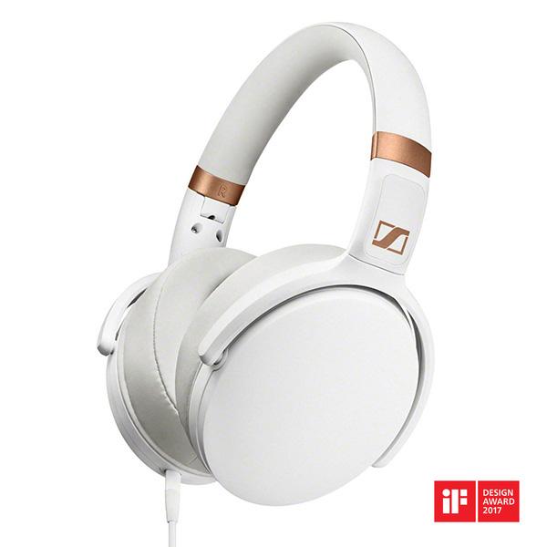 Sennheiser Hd 430 Casque Audio Avec Micro On Ear Stéréo Pliable